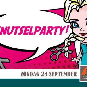 Knutselparty