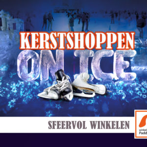 Kerstshoppen on Ice