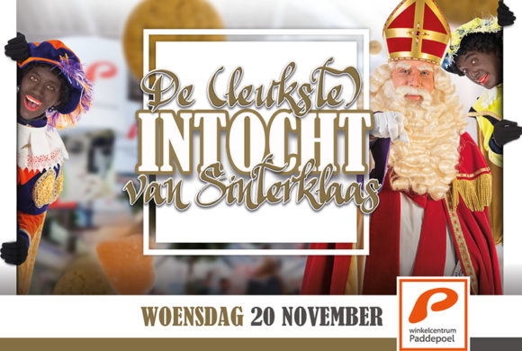 Sinterklaasfeest in Paddepoel